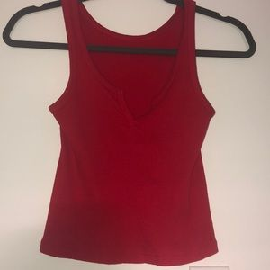 Red PacSun Tank Top